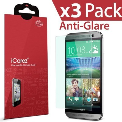 i-Care iC-HTCOneM8-AGAF-3-Seller Screen Guard for htc one m8