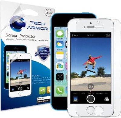 Tech Armor SP-HD-APL-IP5-3 Screen Guard for Apple Iphone 5