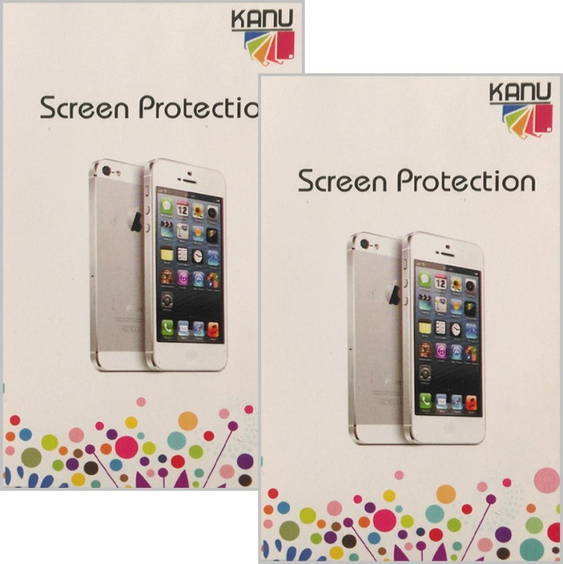 Kanu Tgls27Pck5 Screen Guard for Apple iPhone 6 plus