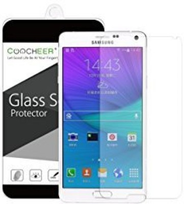 COOCHEER Screen Guard for Samsung Galaxy Note 4