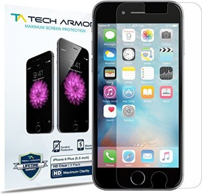 Tech Armor SP-HD-APL-IP6P-3-DFU Screen Guard for Iphone 6