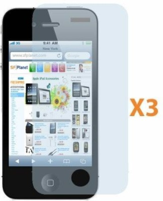 Luxmo Screen Guard for iPhone 4