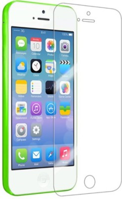 Big Zee IPH5CF Screen Guard for Apple iPhone 5C