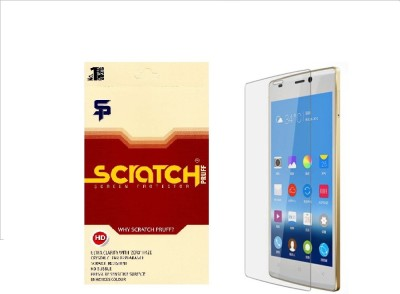 Scratch Pruff SSP1068 Screen Guard for Gionee Pioneer P3