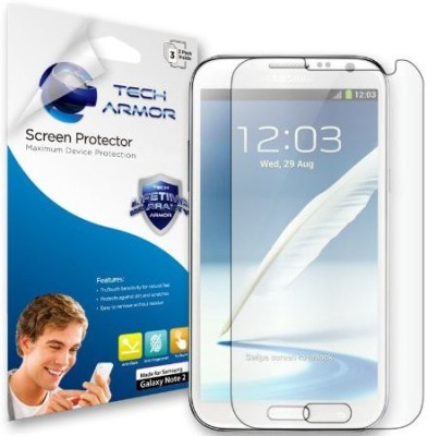 Tech Armor SP-AGF-SAM-GN2-3 Screen Guard for Samsung galaxy note ii