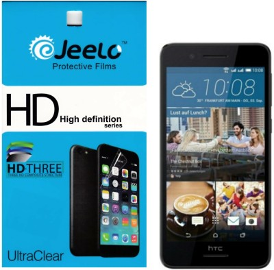 Jeelo D-728 (Pack of 2) Screen Guard for HTC Desire 728G