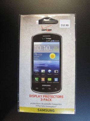 Samsung SAMI4053PKSP Screen Guard for Samsung s