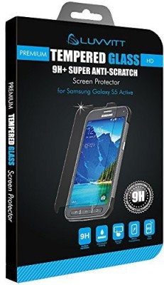 Luvvitt Screen Guard for Samsung Galaxy S5