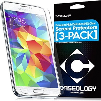 Caseology Screen Guard for Galaxy s5