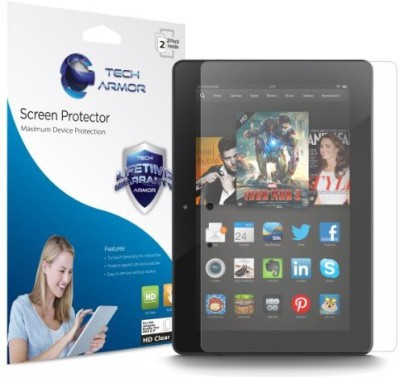 Tech Armor Clear Screen Screen Guard for Kindle Fire hdx