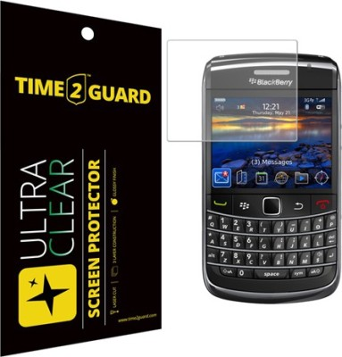 Time 2 Guard Screen Guard for BlackBerry Bold 9700
