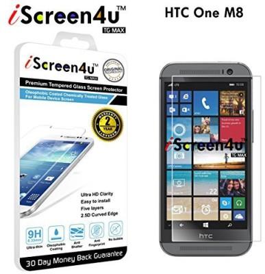 iScreen4u Screen Guard for htc one m8