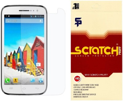Scratch Pruff SSP1165 Screen Guard for Micromax Canvas Knight Cameo A290