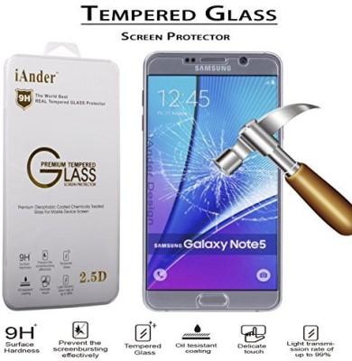 iAnder Screen Guard for Samsung galaxy note 5