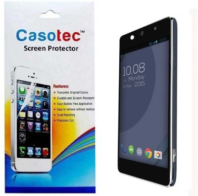 Casotec Screen Guard for Micromax Canvas Selfie 3 Q348
