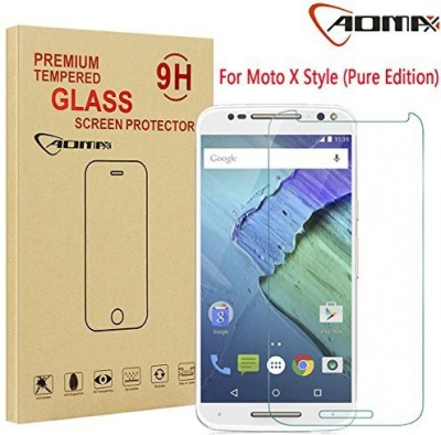 Aomax 3349866 Screen Guard for Motorola moto x pure edition