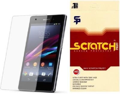 Scratch Pruff SSP001w12241 Screen Guard for Sony Xperia Sp