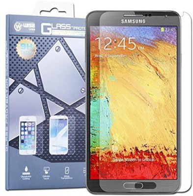 WISECASE Screen Guard for samsung galaxy note 3