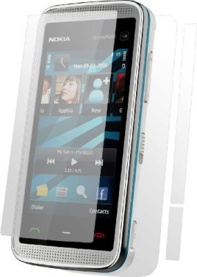 Clear-Coat Scratch Protection CC_Nokia5530 Screen Guard for Nokia 5530