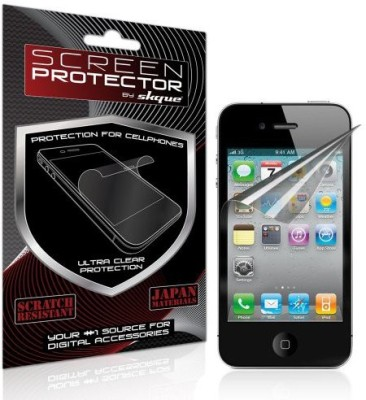 Skque KT-214616 Screen Guard for Iphone 4