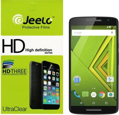 Jeelo mxp HD Clear (Pack of 2) Screen Guard for Motorola Moto X Play