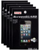 Coverage Pack of 5 Screen Guards for Mic...