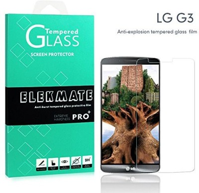 ELEKMATE Screen Guard for LG g3 s