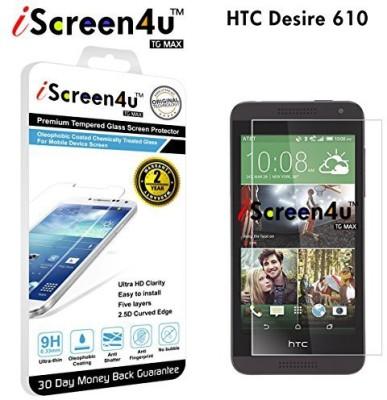 iScreen4u Screen Guard for Desire 610