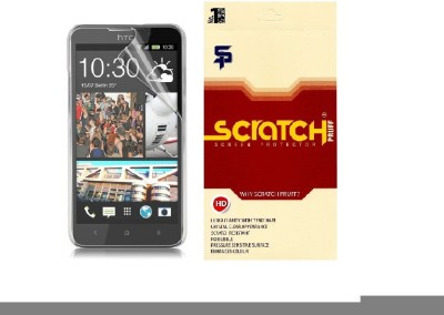 Scratch Pruff SSP00124HW12365 Screen Guard for HTC Desire 510