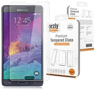 Orzly ORZTGSCRPRO Screen Guard for Samsung note 4