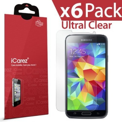 i-Care iC-6-HDantioil-SSS5-F Screen Guard for iPhone 4