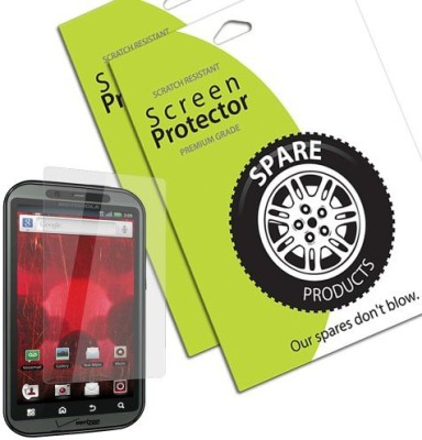 Spare Products SP00062 Screen Guard for Motorola droid bionic