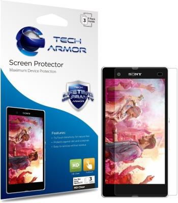 Tech Armor SP-HD-SONY-XZ1-3 Screen Guard for Sony Honami Xperia Z1