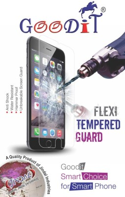 GooDiT Flexi Tempered Guard For Sony Xperia M4 Aqua( front and back) Smart Screen Guard for Sony Xperia M4 Aqua( front and back)