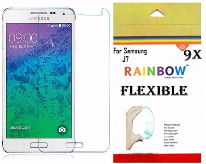 Rainbow Smart Screen Guard for SAMSUNG Galaxy J7