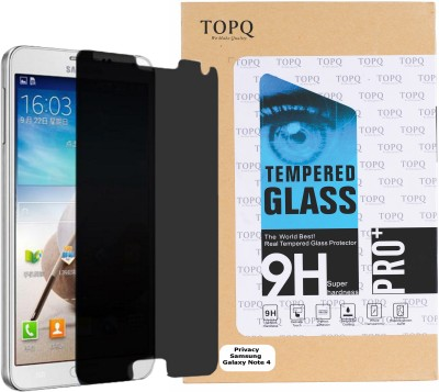 TOP Q Tempered Glass Guard for Samsung Galaxy note 4