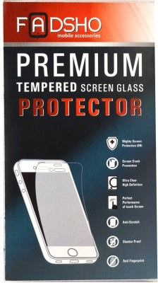 Fadsho A190 Tempered Glass for MICROMAX A 190