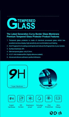JavaTech RedDragon Charlie TP415 Tempered Glass for Microsoft Lumia 540 Dual SIM