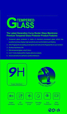 NextZone WhiteHouse Charlie TP406 Tempered Glass for Motorola Moto E 2nd gen