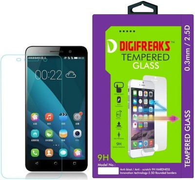 Digifreaks 4-X Premium HD Screen Protector Tempered Glass for HuaweiHonor 4X