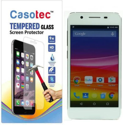 Casotec 2610944 Tempered Glass for Micromax Canvas Juice 4G Q461