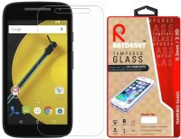 Raydenhy Tempered Glass Guard for Motorola Moto E 2nd Generation