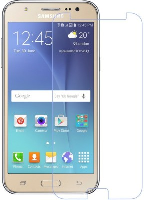 Mobicallz Tempered Glass Guard for Samsung Galaxy J7 (New 2016 Edition)