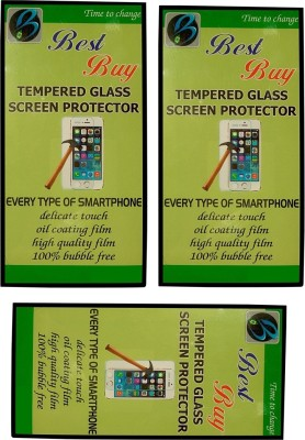 Elecsys TG01 Genuine Product Curve Edge Pack Of 3 Tempered Glass for Lenovo Vibe P1M