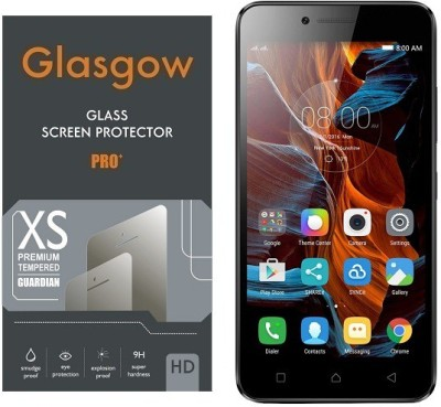Glasgow XD 78 9H Surface Hardness Tempered Glass for Lenovo Vibe K5 Plus
