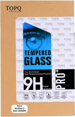 TOP Q Tempered Glass Guard for Asus Zenfone laser 2 ZE550Kl