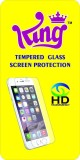 King S - GALAXY ON7 Tempered Glass for S...