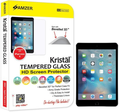 Amzer Tempered Glass Guard for Apple iPad mini 4