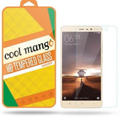 Cool Mango HD 2.5 D HQ Tempered Glass for Redmi Note 3