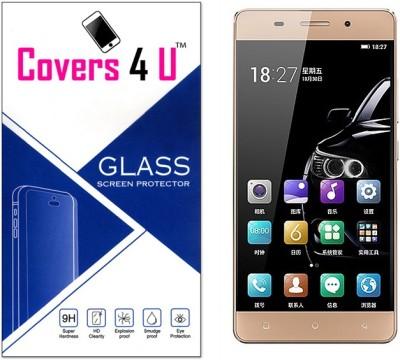 Covers 4 U C4U_Temp_13 Tempered Glass for Gionee Marathon M5 lite